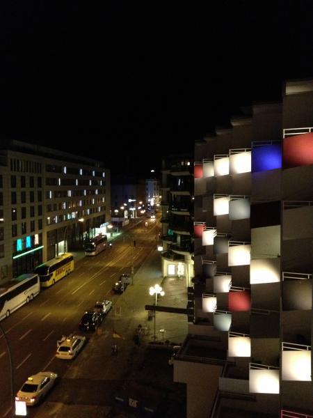 A street in Berlin