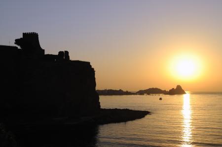 Aci Castello Sicily Italy - Creative Commons by gnuckx