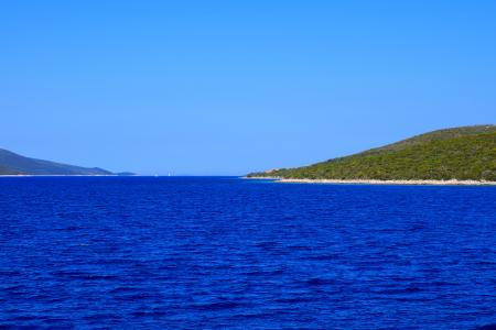 Adriatic Sea, Croatia
