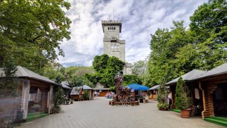 Ahun tower