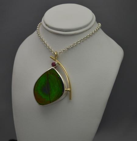 Ammolite Jewellery