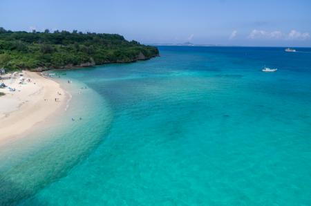 Anchi Beach, Sezoko Island, Okinawa