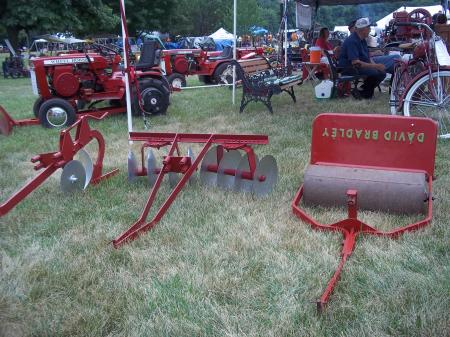 Antiquated Farm Equipment