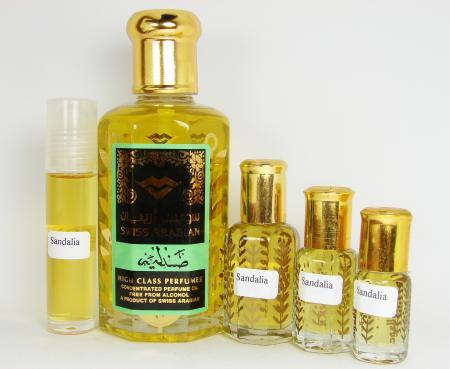 Arabic Perfumes