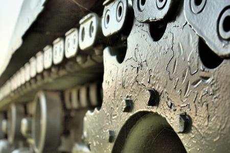 Army Tank Sprocket