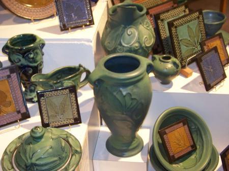 Artistic & Historic Pottery