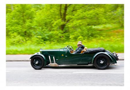 Aston Martin Mk U 1936