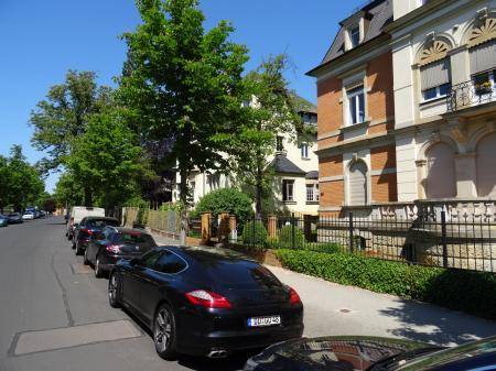 August Bebel Straße Dresden