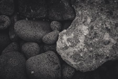 B&W Stone Texture