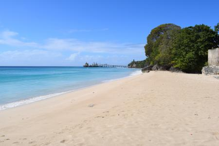 Barbados, towards Holetown