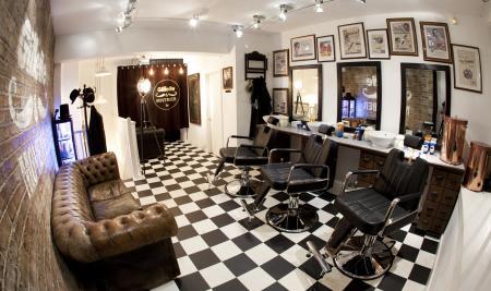 Barbers Table
