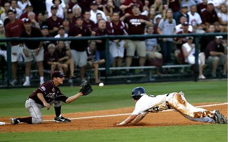 Baseball Player on Field Photo