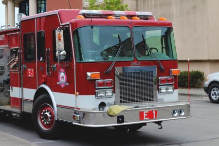 Bellingham Fire Dept: Engine 1 (462)
