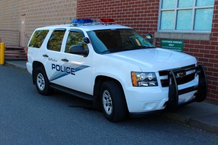 Bellingham, WA Police: Chevy Tahoe