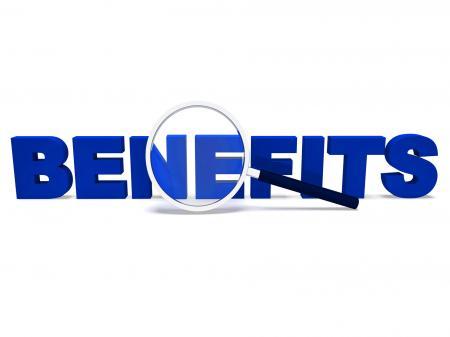 Benefits Word Means Perks Bonuses Or Reward