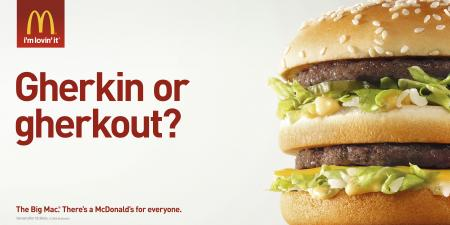 Big Mac Inspiration