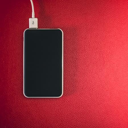 Black and White Smartphone