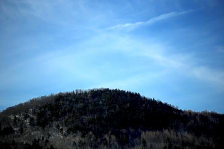 Black Mountain during Daytime