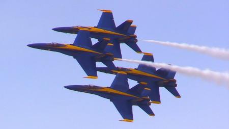 Blue Angels Airshow