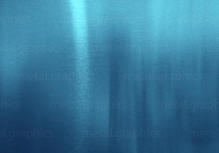 Blue Metal Texture