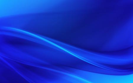 Blue waves wallpaper