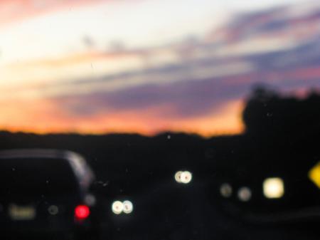 Blur Traffic