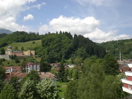 Bosnia landscape