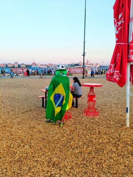 Brazilian fifa2018 fun