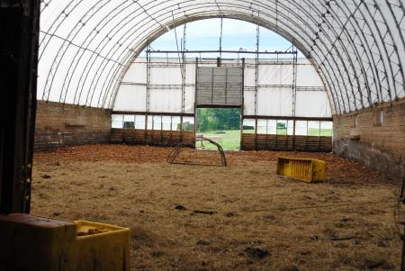 Brick Cattle Shed