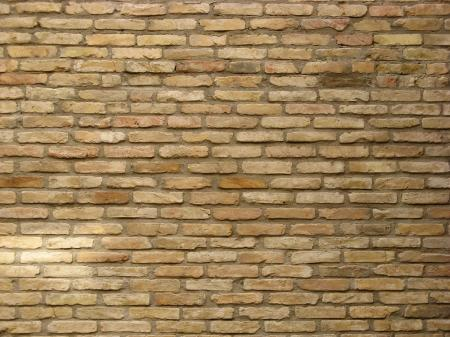 White bricks texture