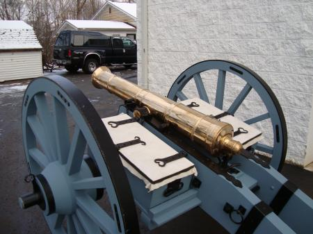 Bronze Cannons