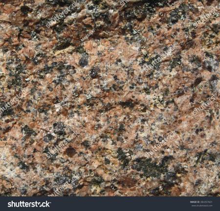 Brown Granite Closeup
