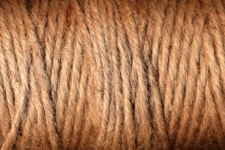 Brown Yarn Threads