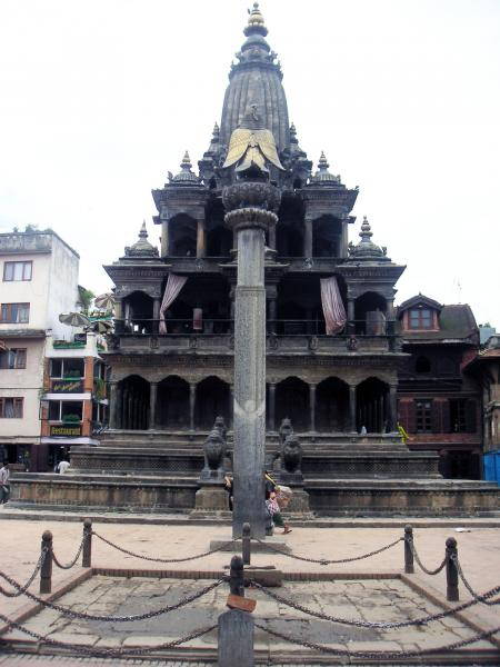 Budhist Temple in Nepal