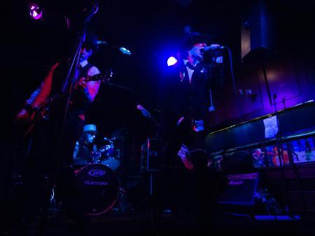 Cadaver Club 'A Fate Worse Than Live' Tour 2013