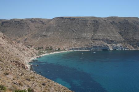 Cala San Pedro-Las Negras-Nijar Almeria