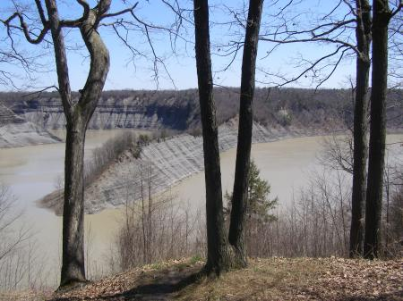 Canada - Dam Overlook