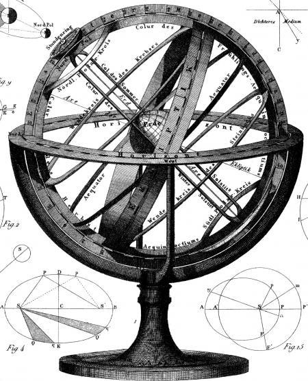 Capernicus globe