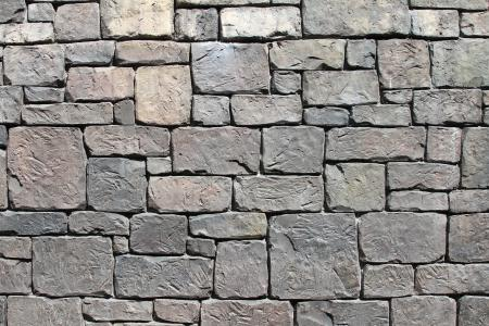 Stone wall patterns