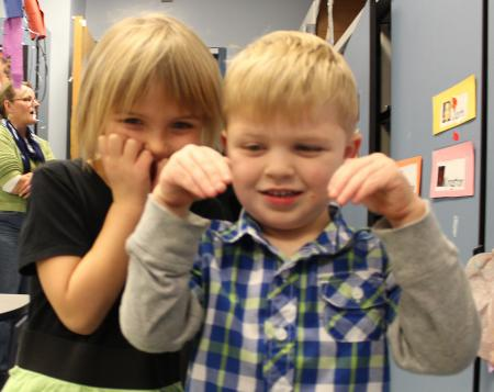 CDSA preschool photos