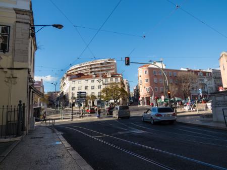 Center of Lisbon