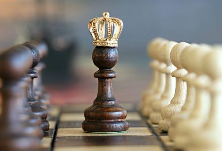 Chess pawn