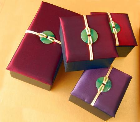 Chinese Moon Cake Giftboxes