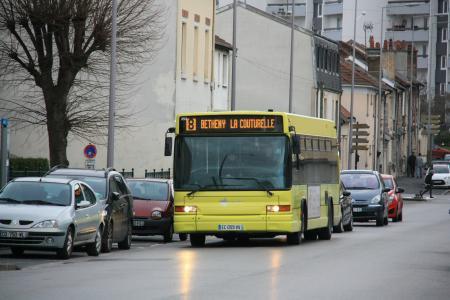 CITURA - Heuliez Bus GX 317 n°253 - Ligne 8