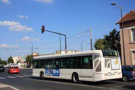 Citura - Heuliez Bus GX327 n°315 - Ligne 3