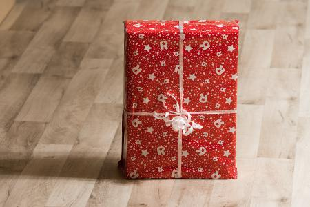 Close-up Photo of Christmas Gift