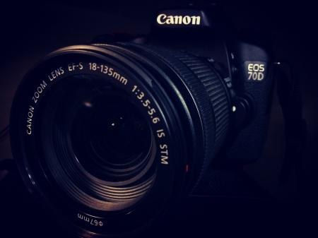 Close-Up Photography of a Camera