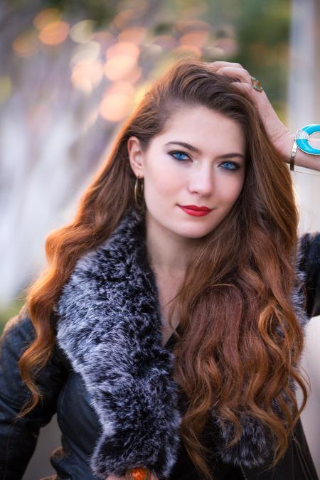 Close-Up Photography of Beautiful Girl