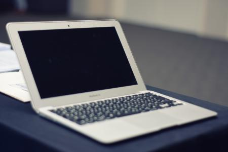 Close-up Photography of Macbook Air
