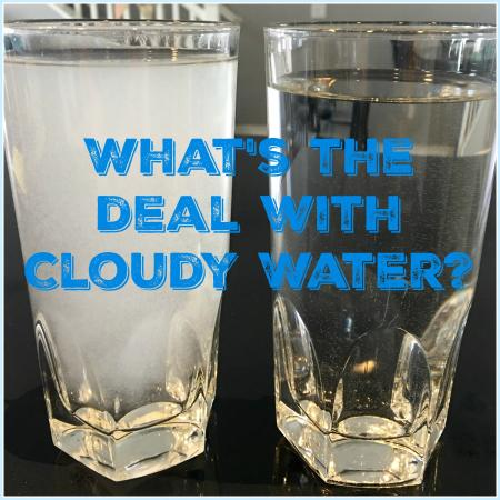 Cloudy Water
